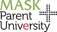 MASK+Parent University Logo vs
