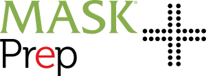 MASK+Prep Logo