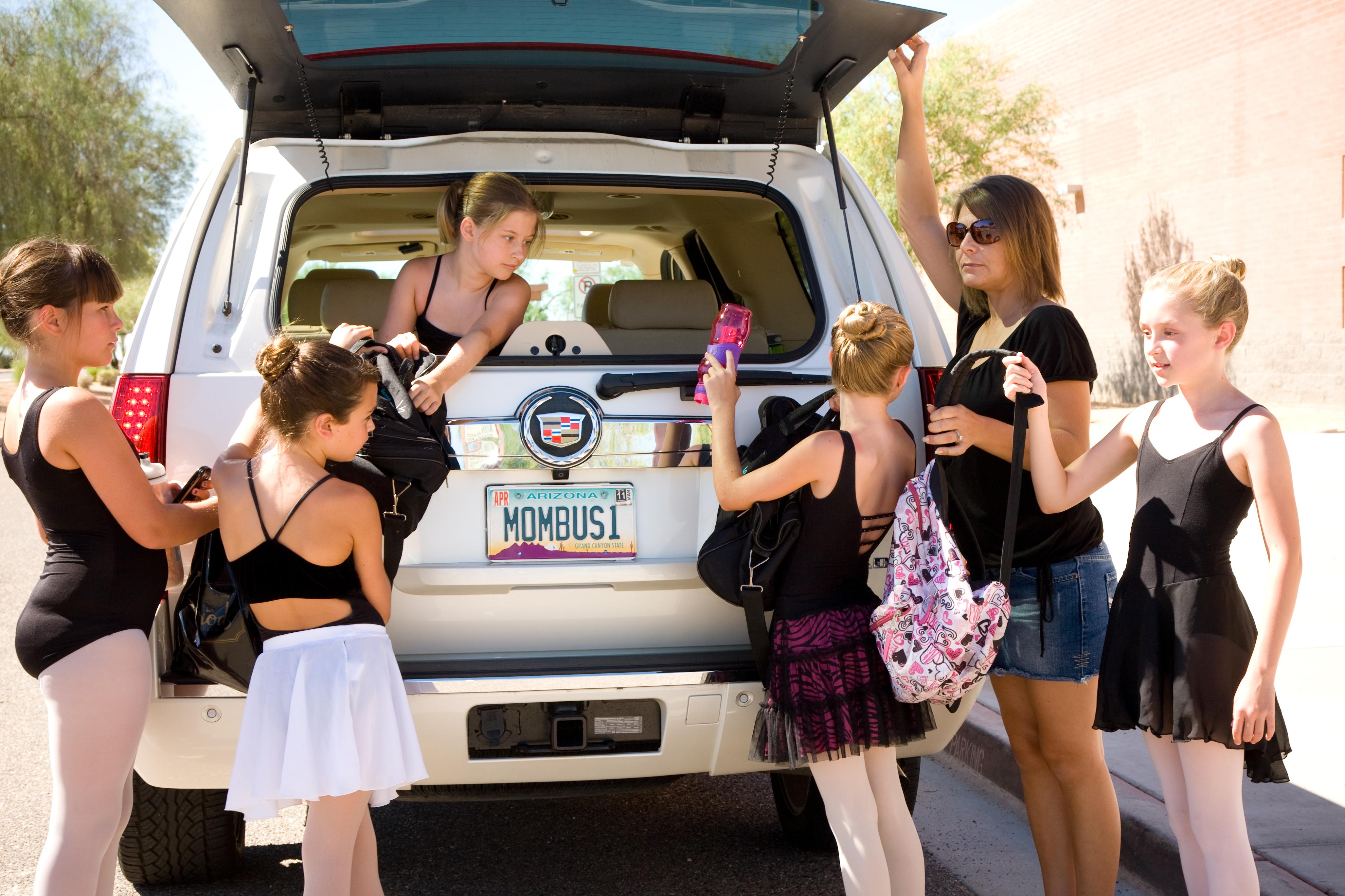Carpool Conversations   Mothers Awareness on School-Aged Kids