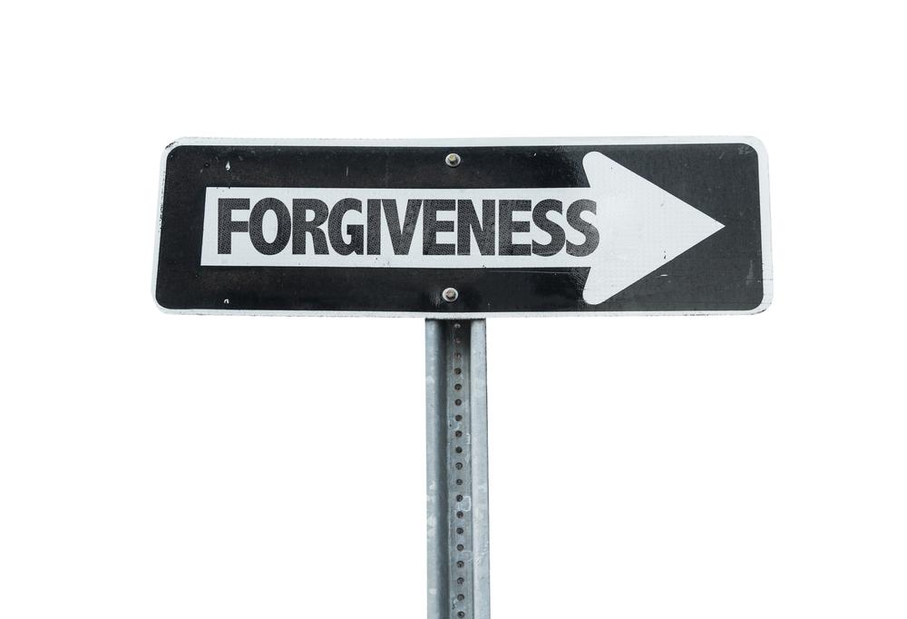forgiveness & integrity