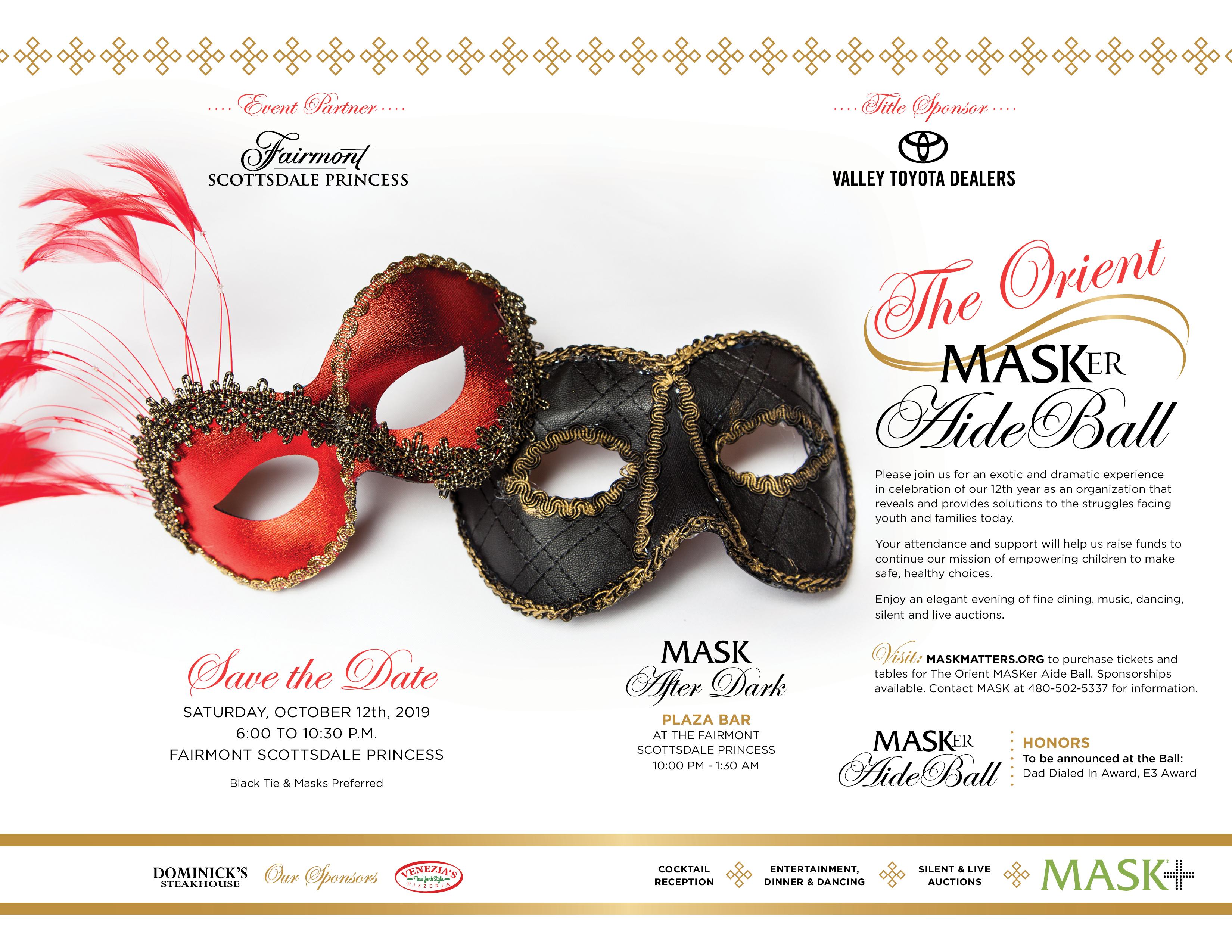 Dating program masker